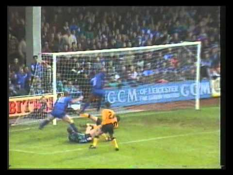 Leicester 2 Wolves 2 (1993)