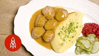 Are Swedish Meatballs Even Swedish?
