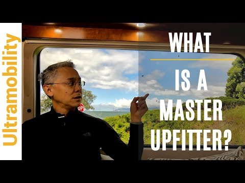 What is a Mercedes Master Upfitter | Certified Class B Camper Van Builders  for the Sprinter Chassis
