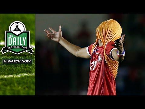 World Cup Qualifiers, LA vs. MTL, & Ramiro Corrales Retirement | The Daily 10/16