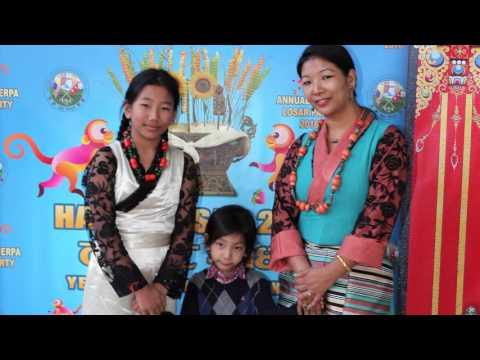 2016,Nangbi Losar party,