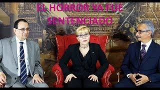 Voces del Periodista Radio El Horror Ya Fue Sentenciado parte 4 09/08/18