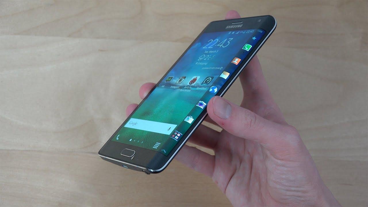 Samsung Galaxy Note 5 Edge Wishlist   4k