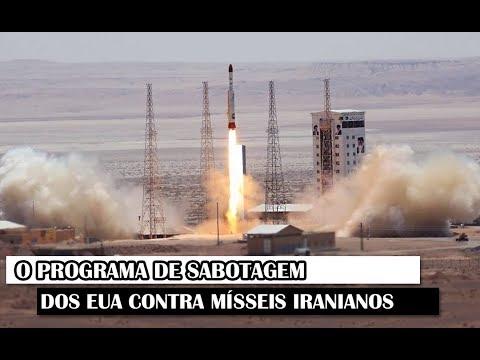 Militar News #39 – O Programa De Sabotagem Dos EUA Contra Mísseis Iranianos Mp3