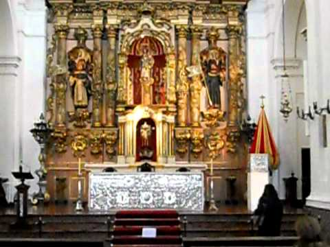 Iglesia  Nuestra Señora Del Pilar (interior)