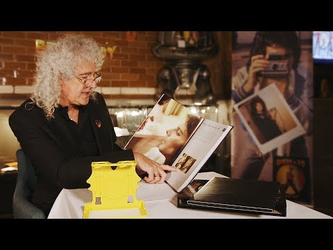 Queen in 3-D by Brian May