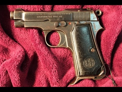 Just Fieldstrip - #071 - Beretta Model 1934