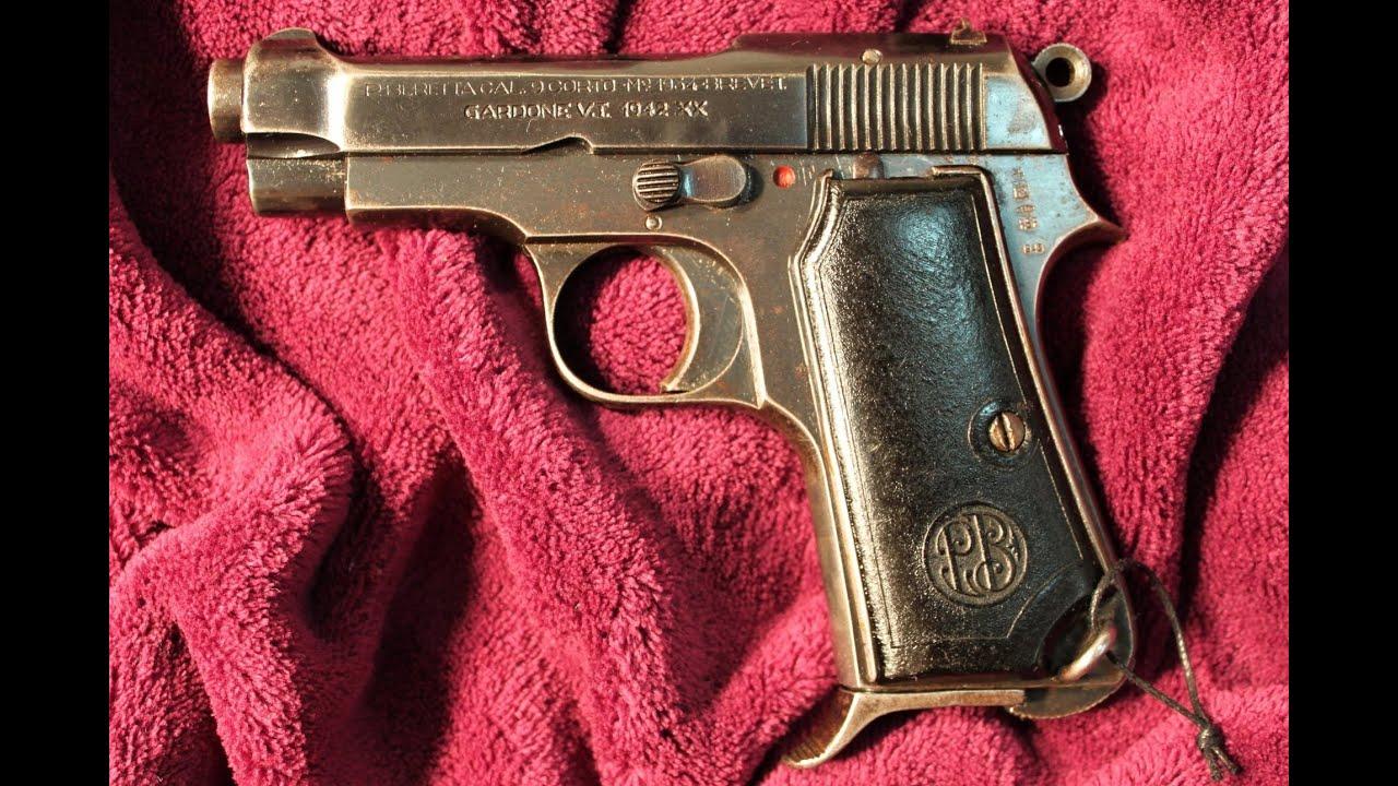 Just Fieldstrip - #071 - Beretta Model 1934