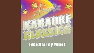 Karaoke - Maybe This Time