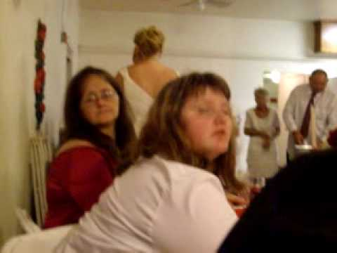 A video of Bobbi Jo's and Dustin's Wedding Reception 2009.mov