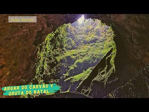 Algar do Carvão y Gruta do Natal, Terceira