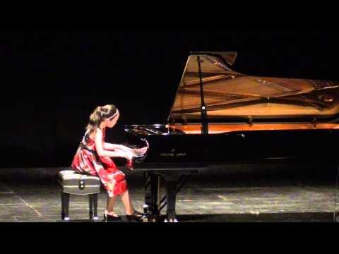 Mozart- Sonata in F major, K. 332- 3rd mov. Allegro assai  By Jessica Wu