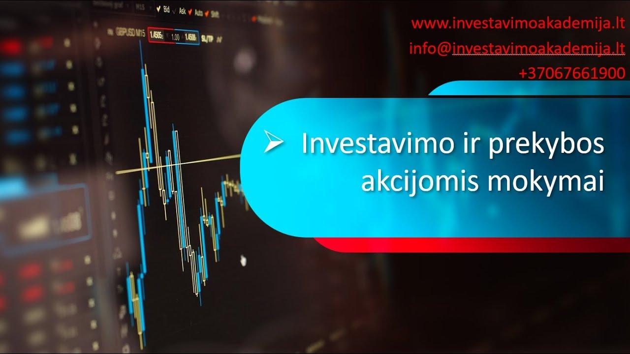 akcijų padalijimo galimybės daro įtaką
