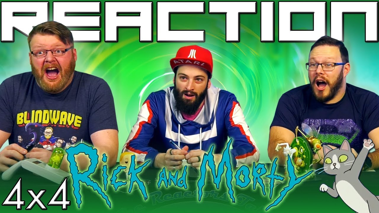 """Download Rick and Morty 4x4 REACTION!! """"Claw and Hoarder: Special Ricktim's Morty"""""""