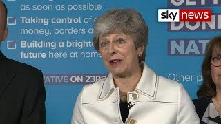 Brexit talks end with no Conservative or Labour agreement