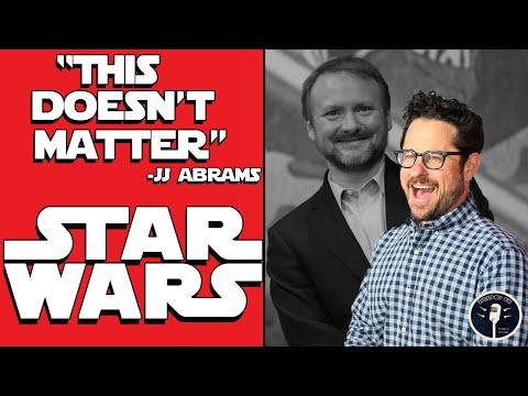 "Disney Dumps The Last Jedi - ""This Doesn't Matter"""
