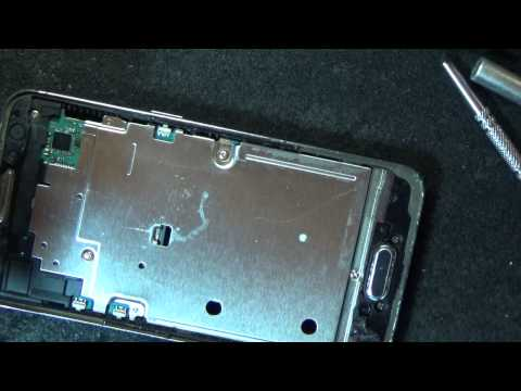 Samsung Galaxy Core 2 Duos SM-G355H/DS (после воды) замена сенсора