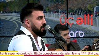 Şöhrət Məmmədov - Popuri (CANLI) - Üçəlli
