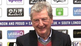 Roy Hodgson Full Pre-Match Press Conference - Arsenal v Crystal Palace - Premier League