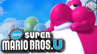 Baby Yoshi!? - New Super Mario Bros. U Gameplay - Episode 2 (Livestream Playthrough)