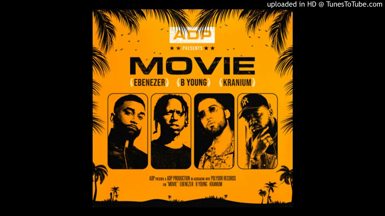 ADP Ft  B Young, Kranium & Ebenezer - Movie (Acapella Dirty) | 95 BPM