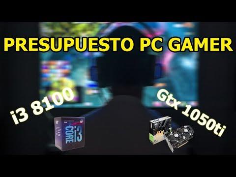 💲Presupuesto PC GAMER | I3 8100 + 1050ti | $20.000 ARGENTINA