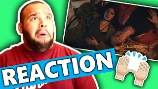 Machine Gun Kelly, Camila Cabello Bad Things (Music ) REACTION