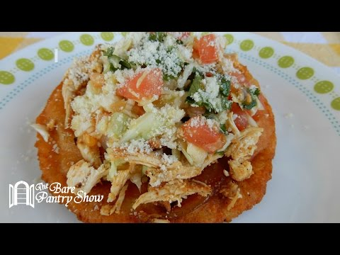 How to Make Belizean Salbutes from Scratch | Lunch for 2 for Less Than $5.00