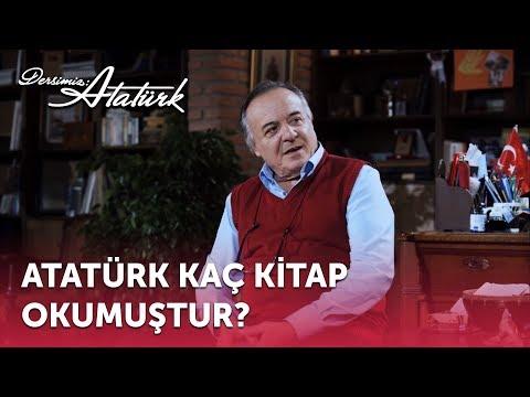 Atatürk Kaç Kitap Okumuştur? | Dersimiz Atatürk