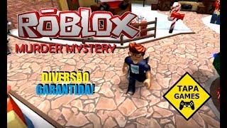 MURDER MYSTERY 2-ROBLOX (fun!)