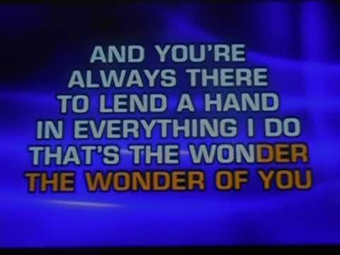 DSCN6136 (THE WONDER OF YOU) Originally recorded by Elvis Presley.