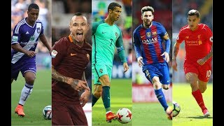 Top 5 Distance Shooters in Football 2019 HD