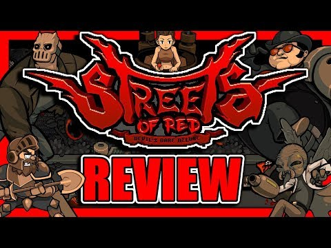 Streets Of Red: Review - SGR - 동영상
