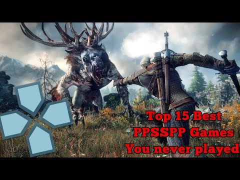 ¦¦Top 15 Best PPSSPP Games You Never Played Watch This ¦¦