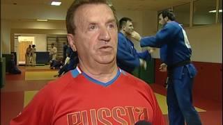 Интервью с ЗТР по дзюдо Александром Миллером о выступлении на Олимпиаде Рената Саидова