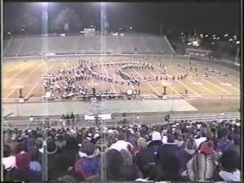 Lexington High School Bands 2002 - None Shall Sleep