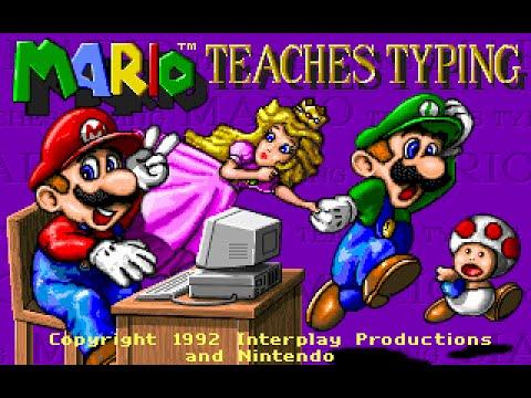 Le Huu Nhiem - Hướng dẫn khởi động phần mềm Mario (luyện gõ mười ngón)
