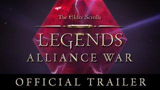 The Elder Scrolls: Legends - Alliance War Trailer