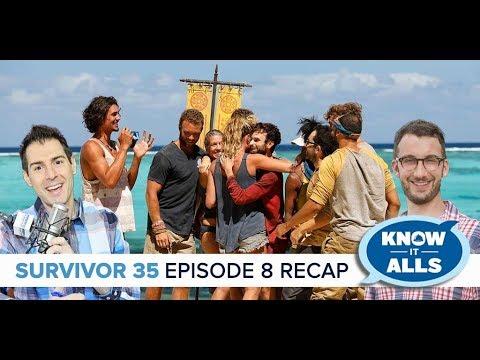 Survivor Know-It-Alls   Heroes v Healers v Hustlers Episode 8 Recap