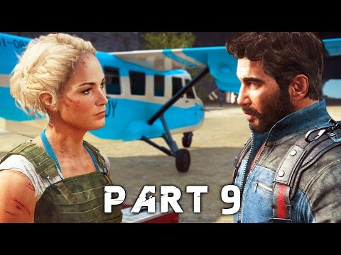 Just Cause 3 Walkthrough Gameplay Part 9 - Act of Piracy - Campaign Mission 12 (PS4 Xbox One)