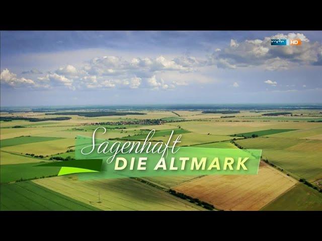 Sagenhaft - Die Altmark [DOKU] (mdr 2o14)