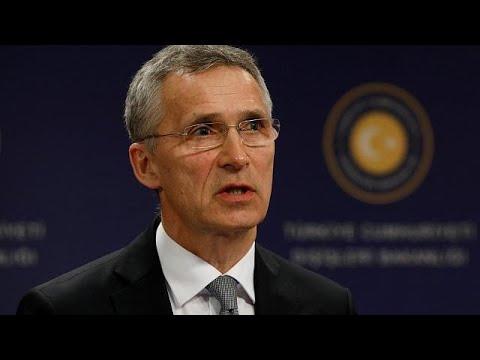 NATO diz que ataque à Síria foi mensagem para Rússia e Irão