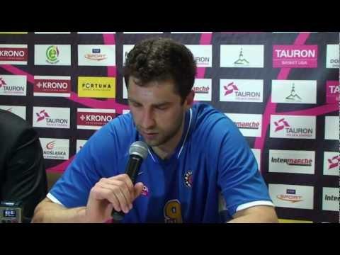 www.sport.UZetka.pl Konfernecja prasowa po meczy Zastal-Asseco