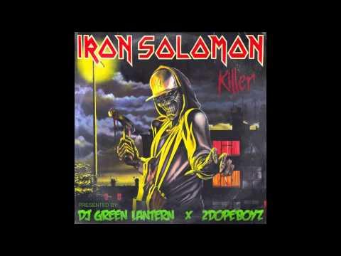 """When I Die"" - Iron Solomon ""Killer"" Mixtape [Tagged]"