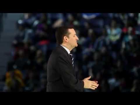 Ted Cruz Announces His 2016 Presidential Run