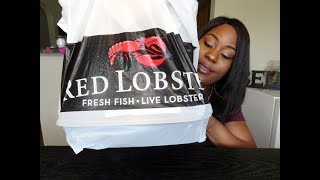 RED LOBSTER MUKBANG