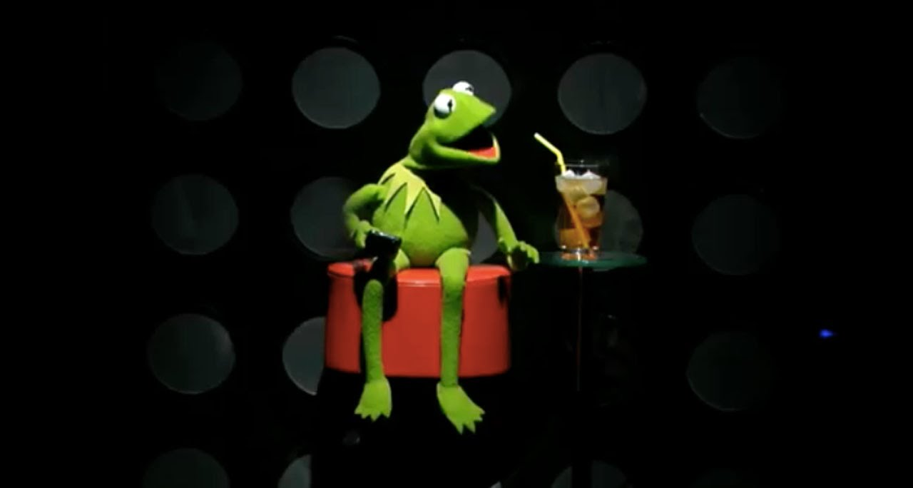 "Kermit the Frog Gives a TED Talk About Creativity & the Power of ""Ridiculous Optimism"""