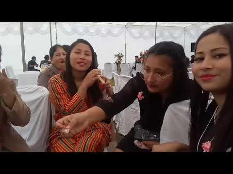 Wedding Party at Pilgrim School Nagarjan Dimapur 2020/ Congratulations to Mr.Ramesh &Leya Gurung /
