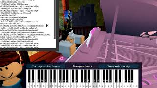 Roblox Piano| John Legend - All Of Me| FULL| (Notes in the description)
