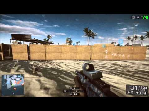 xbox one battlefield 4 720p or 1080p